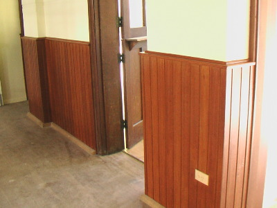 Half Wall Panels Images Galleries